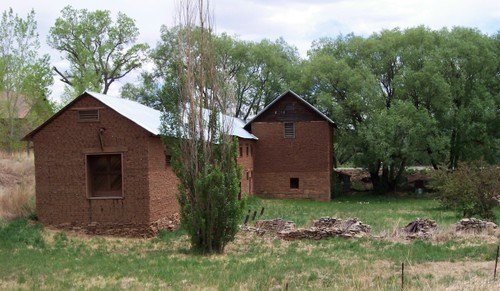 An old NM house