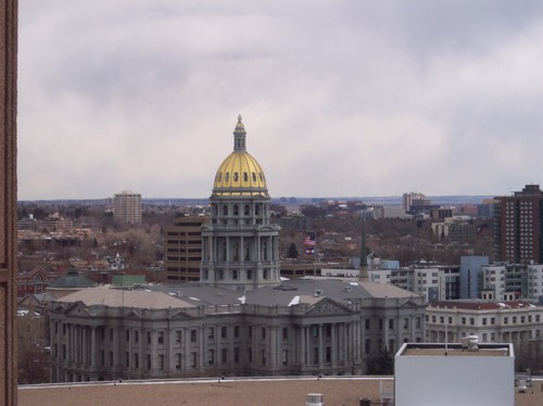 Denver's capitol dome