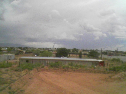 Tornado in Chaparral, NM