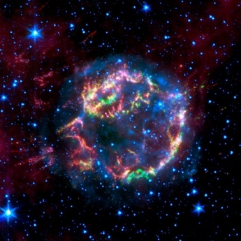 Exploded Cassiopeia