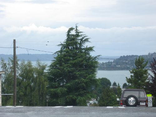View of the Sound from Tacoma